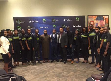 Andrew Eweka brings YuuZoo to Nigeria!