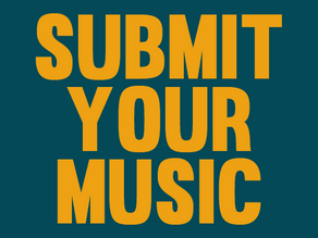 Submit Your Music for Airplay