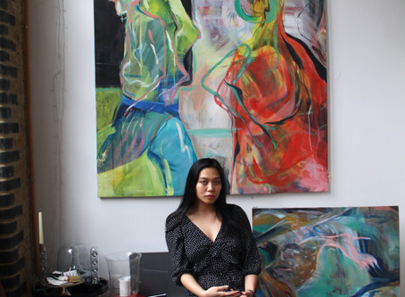 Artist Spotlight / Kristy M Chan