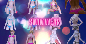 Swimwear for Skyrim LE