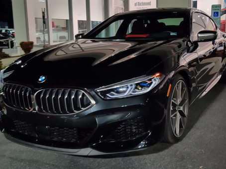 How My Cousin Decided the 2020 BMW M850i Gran Coupe Was His Perfect Car