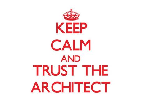 Le 10 cose da non dire a un architetto