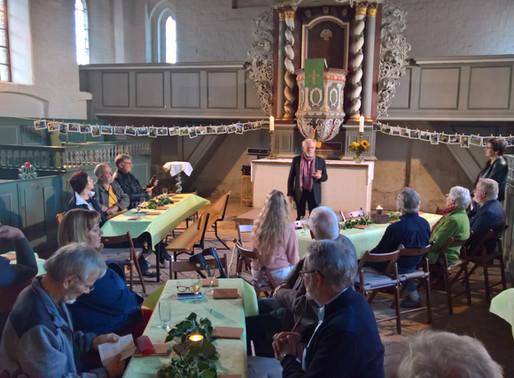 Festlicher Abend  in der Buckower Wallfahrtskirche