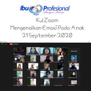 Berita Baik Regional Bogor : Kulzoom Mengenalkan Emosi pada Anak