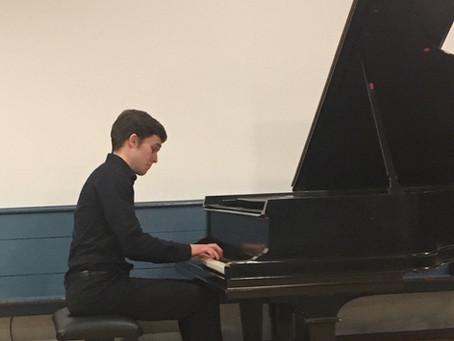 Klavierkonzert Nico Köhs