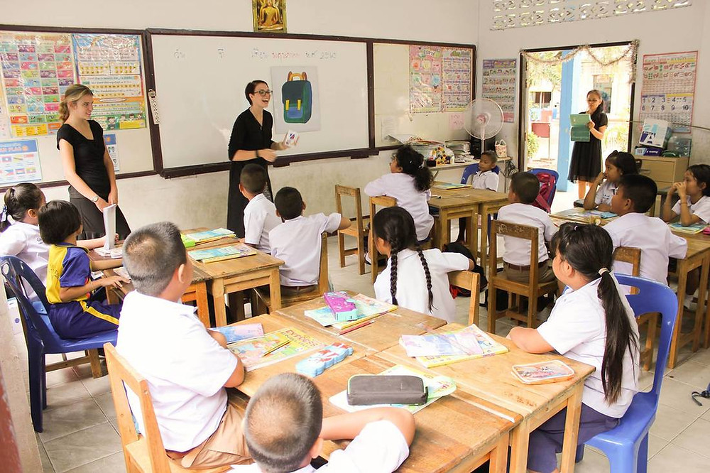 Best TEFL course Cambodia