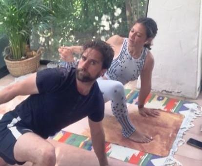 Yoga Voyage playlist