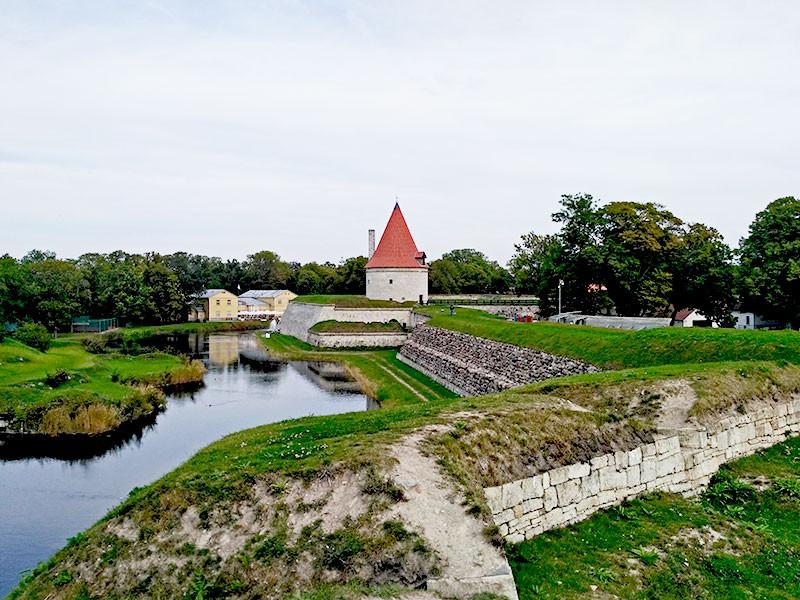 Крепости Аренсбург в Кууресааре