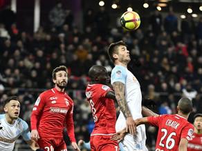 DFCO 1 - 2 Marseille : deux de (re)chute