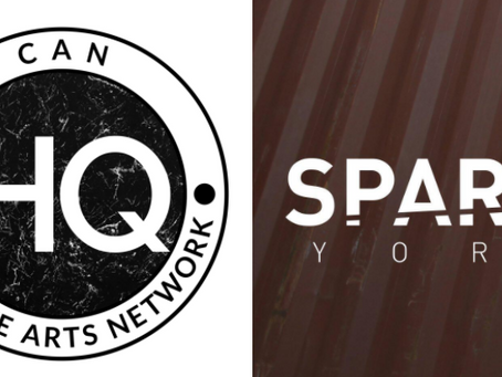 Interviews with Spark:York and HQ Creative Arts Network (HQ CAN)