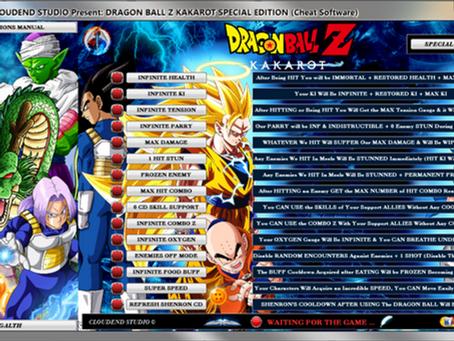 DRAGON BALL Z KAKAROT SPECIAL EDITION (Cheat Software)