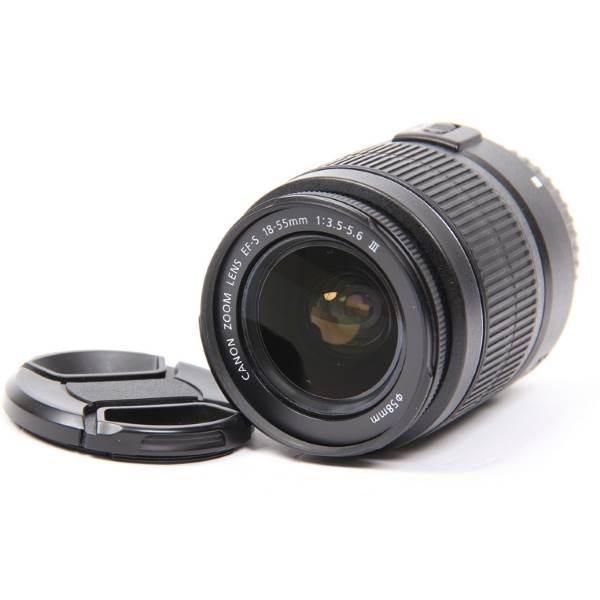 объектив CANON EF-S для камер системы APC-S