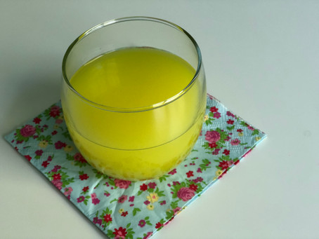 Ginger Pineapple Punch