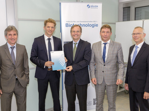 SenseUp receives GO-Bio phase II funding