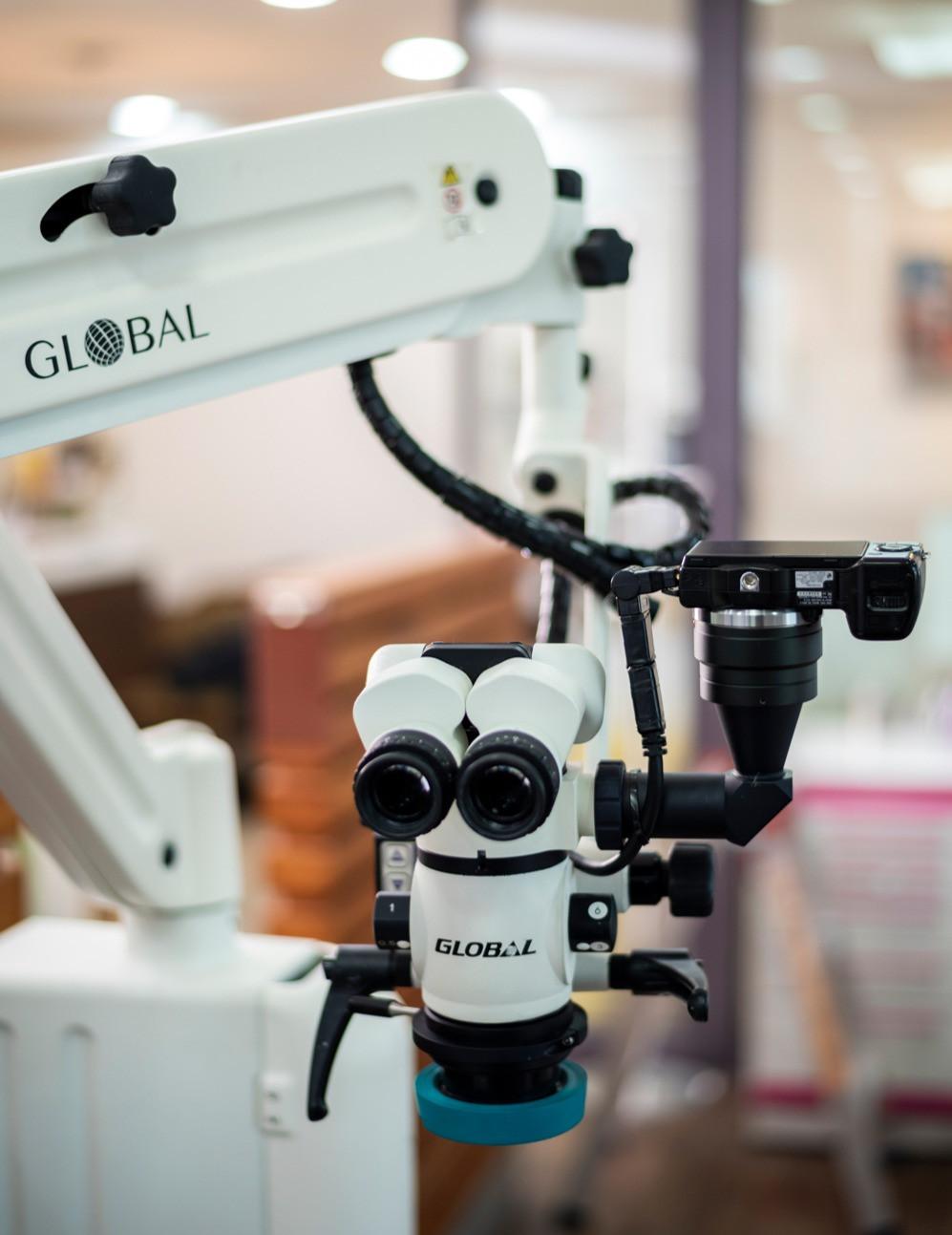 성미치과 미세현미경