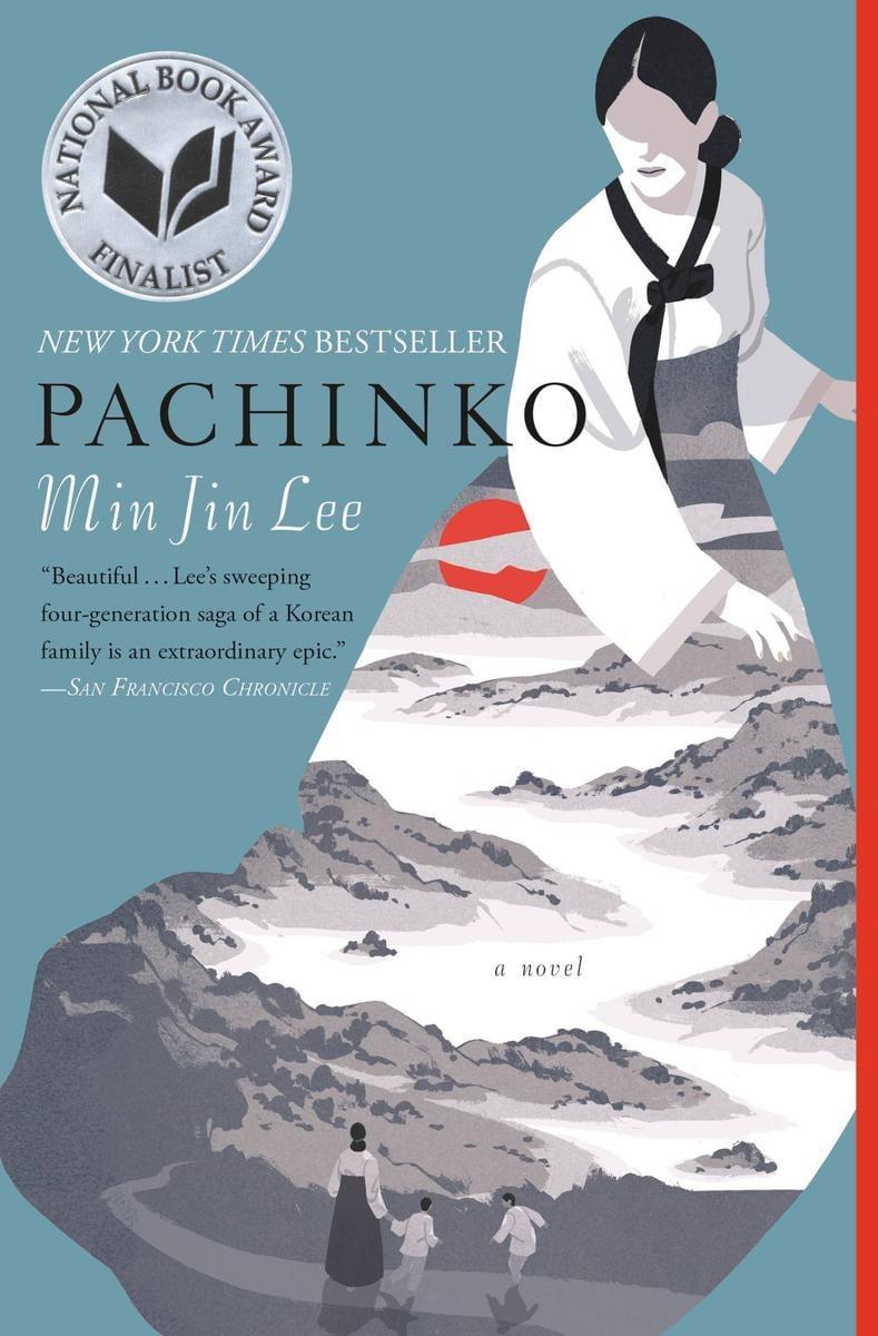 Pachinko by Min Jin Lee : the book slut book reviews