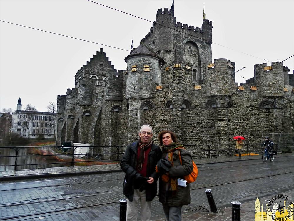 Castillo de Gravensteen. Gante (Bélgica)