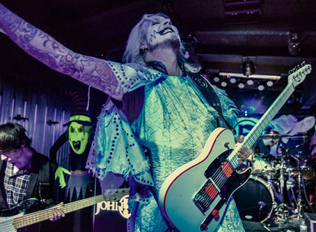 A Weekend With John 5 And The Creatures