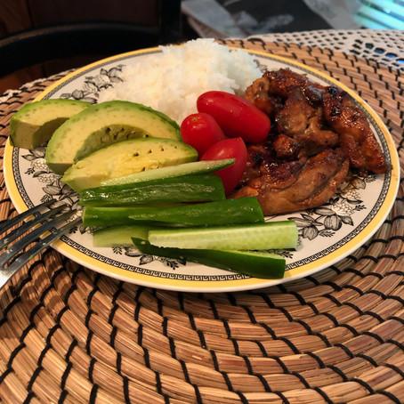 Balsamic Honey Chicken