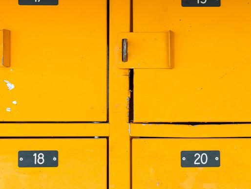 Library Lockers