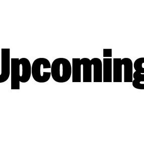 Upcoming - Nov 20, 2020 - Week 47