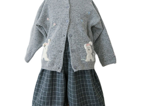 New items added to our vintage children's clothes page
