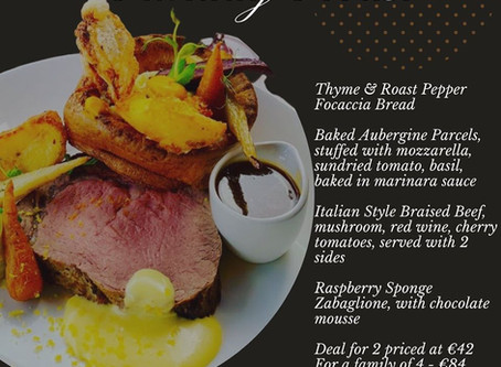 Sam's Sunday Roast 19th April 2020