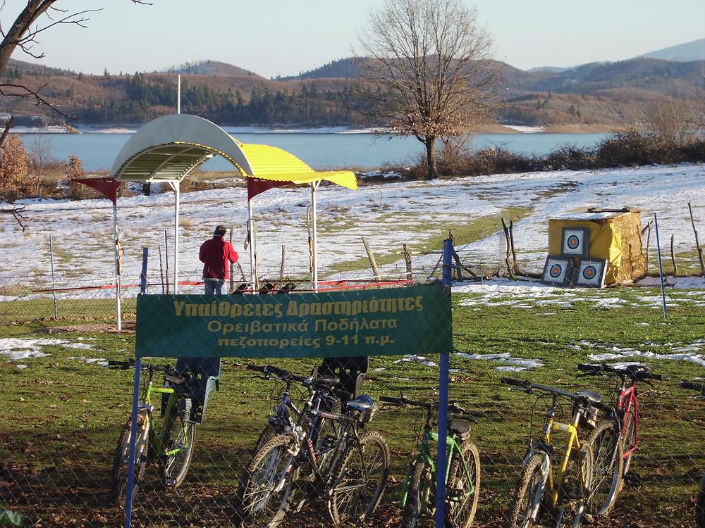 Plastira Lake Activities