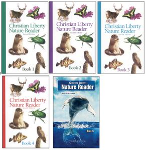 Christian Liberty Nature Readers