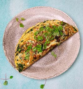 Pusryčiai 5 dienoms: šie omletai jus nustebins!