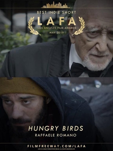 Hungry Birds short film review