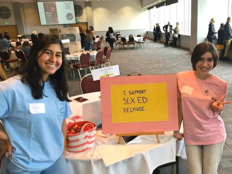 Our Young Leaders Brought the WOW Factor to the Annual Girls Global Summit