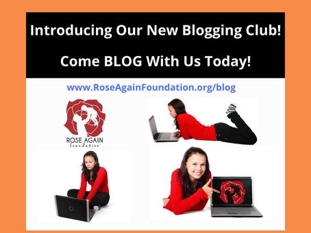 "New ""Blogger Club"""
