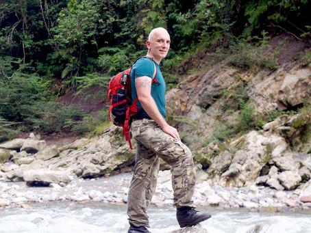La storia di Giorgio Piracci, tra Permacultura ed Amazzonia