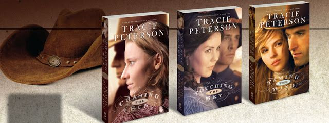 Land of the Lone Start Trilogy by Tracie Peterson