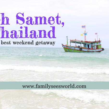 Koh Samet, Thailand