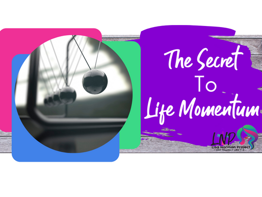 The Secret to Life Momentum: Happy Mom Chaotic Life Ep. 2