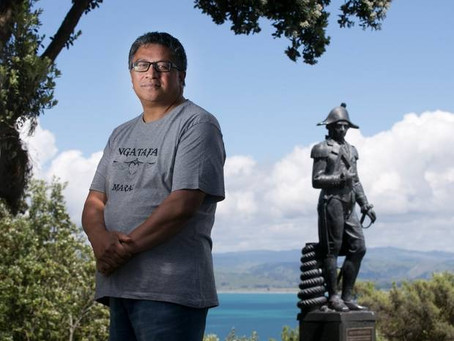 George Floyd protests: New Zealand's controversial statues and the calls to bring them down