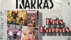 "Entrevista a Kris Karras ""La Jefa"""