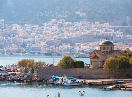 Where in the world is Kalymnos?