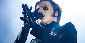Ghost to Start Recording Fifth Studio Album in January 2021