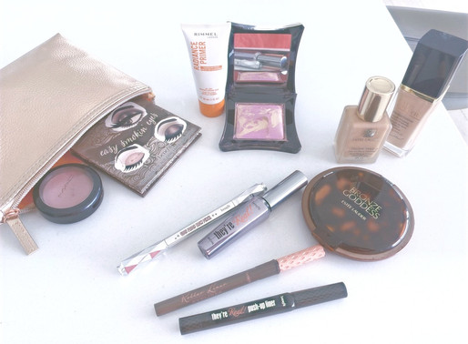 Top 11 favourite's in my make-up bag