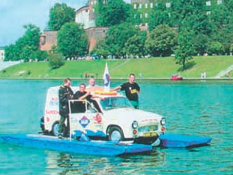 ВерФь автомобильной акватории «Заветы Ильича - ЛоSOSино»