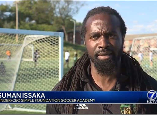 Community Champion: Local coach uses soccer to help refugees integrate in US culture