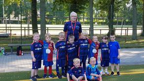 Ballbinis: ein neues Team steht bereit