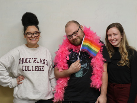 RIC Students Unite for Approval of Queer Studies Minor by Abigail Nilsson