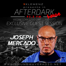 Flashback: Joseph Mercado mixset on Soundwave Radio 92.3 FM London UK