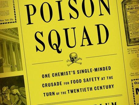Go Big Read 'Poison Squad' author, Deborah Blum visits campus