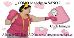 Cómo Adelgazar Sando & Programa NutriSpa