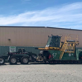Taylor THDC-955 Container Handler